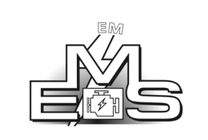 Engine Management Services logo white